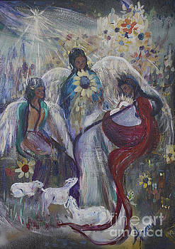 The Nativity of the Angels by Avonelle Kelsey
