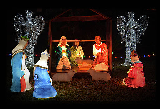The Nativity by Savannah Gibbs