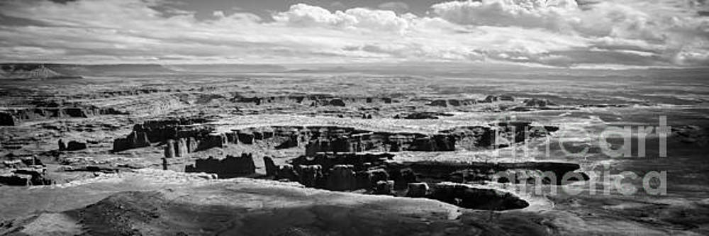 The Needles at Canyonlands by Scott and Amanda Anderson