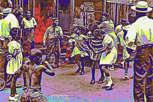 The Neighborhood Dance by Michael Chatman