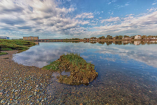 The Neponset River by Brian MacLean