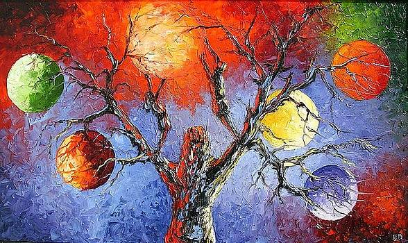 The new Beginning by Rumen Dragiev