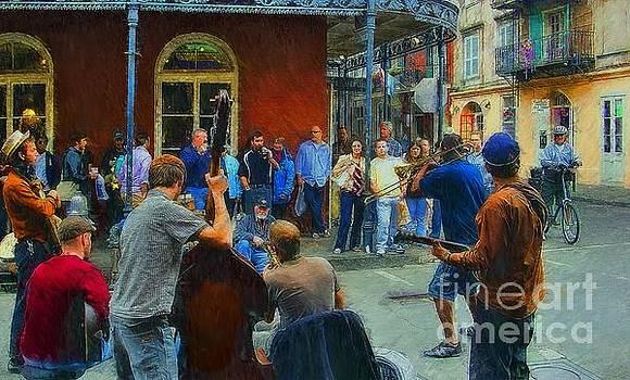 The New Orleans Jazz Band by John Kolenberg