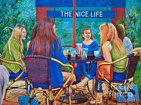 The Nice Life by AnnaJo Vahle