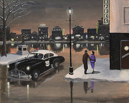 The Night Patrol by Dave Rheaume