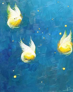 The Night Phoenix by Lisa Stevens