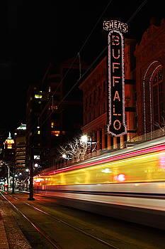 The Night Train by Don Nieman