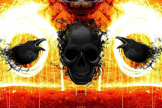 The Night Watchman 4 by Wesley Nesbitt