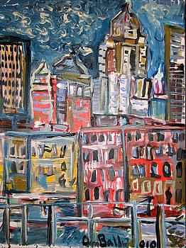Jon Baldwin  Art - The Noise of Zyprexa