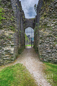 Steve Purnell - The North Gatehouse
