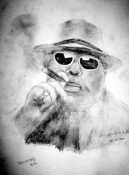 The Notorious BIG by E Xidic