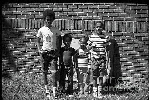 Walter Oliver Neal - The Oak Street Kids, 1980