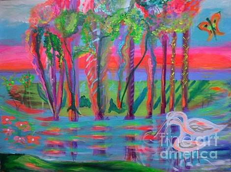 The Oasis by Sharon Worley