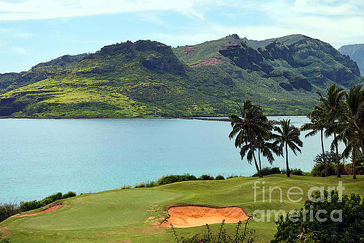 The Ocean Course at Hokuala in Kauai by Catherine Sherman