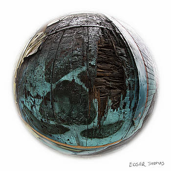 Edser Thomas - The Ocean - Painted Earth Collection