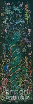 The Ocean She by Dawn Fairies