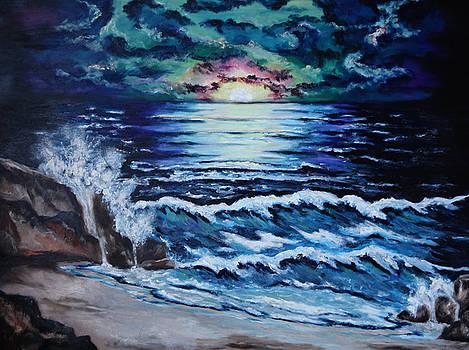 The Ocean Sings the Sky Listens by Cheryl Pettigrew