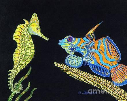 The Odd Couple by Gerald Strine