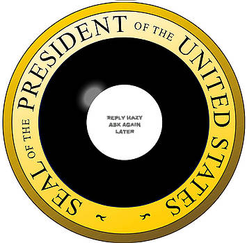 The Official Seal of the Resident by Jim Williams