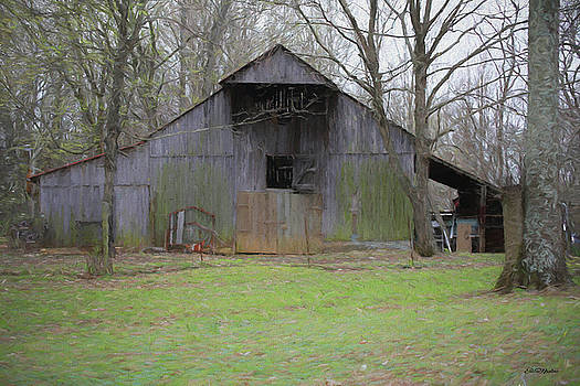 The Old Barn 1103 - Painted by Ericamaxine Price