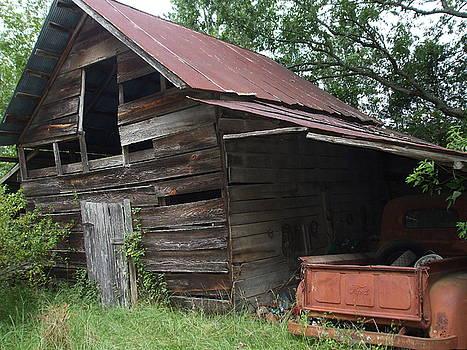 The Old Barn by Allison Jones