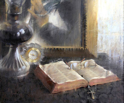 The Old Bible by Chuck Marshall