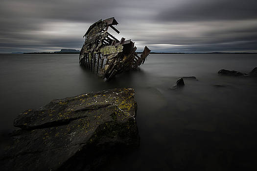 The Old Boat by Jakub Sisak