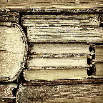 The old Books by Martin Bergsma