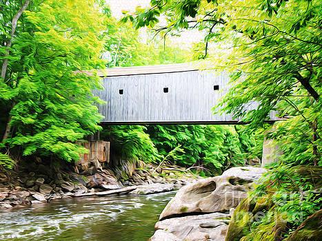The Old Bridge by Joseph Re
