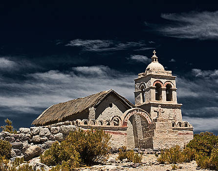 The Old Church by Ron Dubin