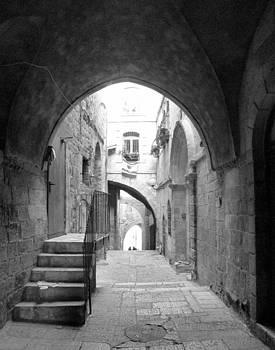 The Old City by Jennifer Wartsky