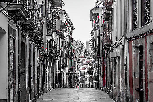 The Old City by Ric Schafer