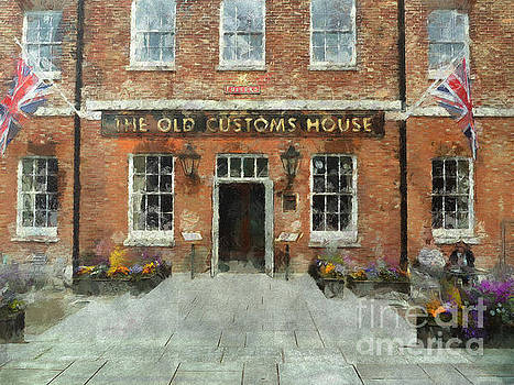 The Old Customs House by Claire Bull