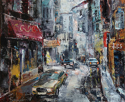 The Old District by Stefano Popovski