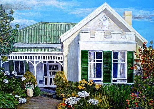 Michael Durst - The Old Farm House