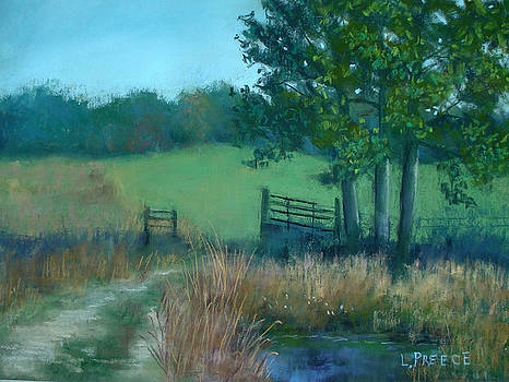 The Old Gate by Linda Preece