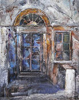 The Old Gate by Stefano Popovski
