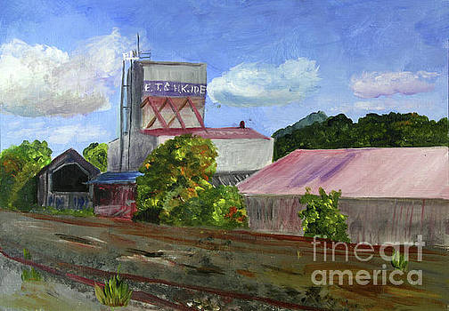 Donna Walsh - The Old Grain Mill