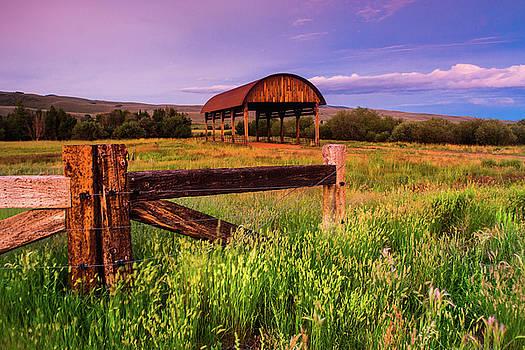 John De Bord - The Old Hay Barn