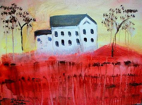 The old homeplace by Jenell Richards