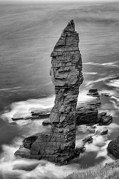 The Old Man of Stoer by Derek Beattie