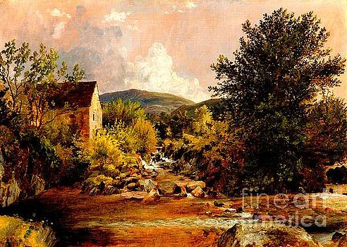 Peter Ogden -  The Old Mill 1847