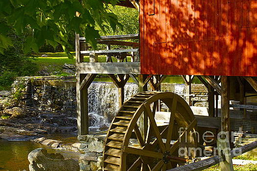 The Old Mill by Alice Mainville