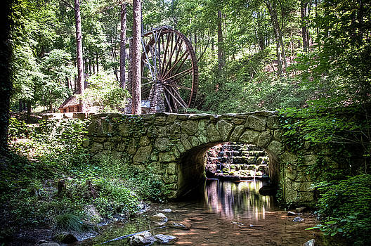 The Old Mill by Daryl Clark