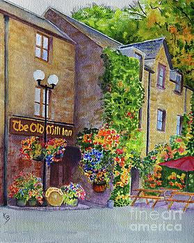 The Old Mill Inn by Karen Fleschler