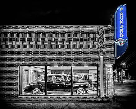 Susan Rissi Tregoning - The Old Packard Dealership #2