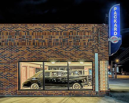 Susan Rissi Tregoning - The Old Packard Dealership