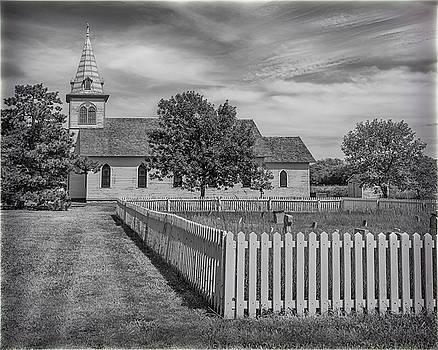 Susan Rissi Tregoning - The Old Prairie Church