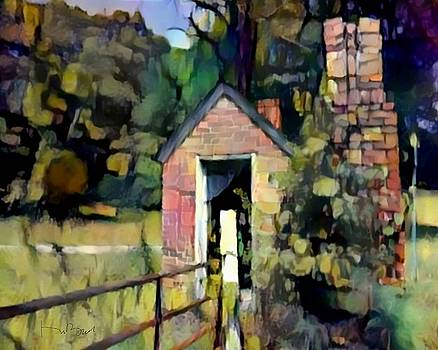 The Old Prison Guardhouse by Don Berg