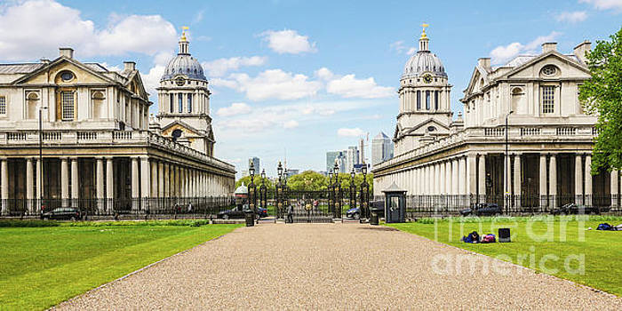 Lexa Harpell - The Old Royal Naval College Greenwich England